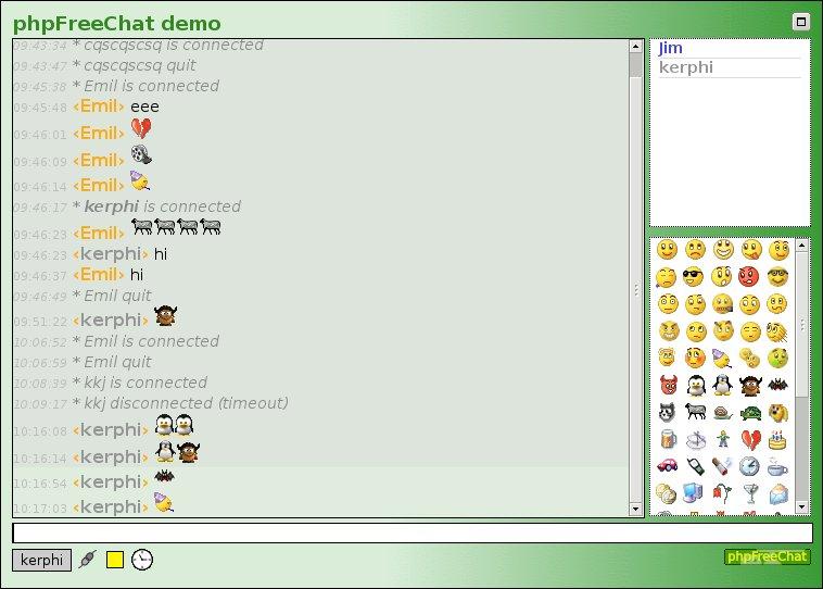 http://www.phpfreechat.net/images/screen1.jpg